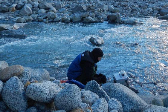 Water Quality & Stormwater Sampling in Juneau   Southeast